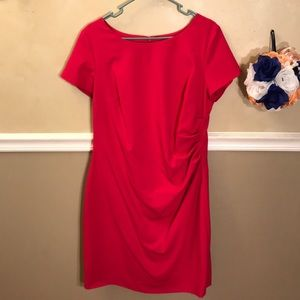 NWOT Merona side ruched dress